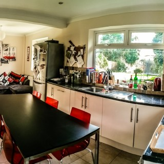 My kitchen - how to get confidenti in your own kitchen - fiveforafiver.com