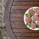 Homemade burgers for the barbecue season