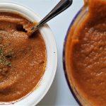 5-ingredient vegan winter warming veg soup