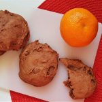 5-ingredient vegan chocolate orange cookies