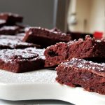 Chocolate Beetroot Squares