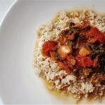 5-ingredient Spinach Rice Recipe